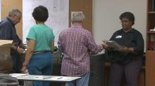IMAGES: Durham elections board begins recount, which could stretch into Monday