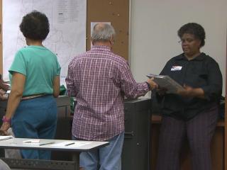 Durham County recount began Saturday afternoon.