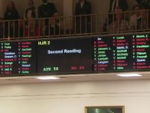 House votes to adjourn HB2 repeal session