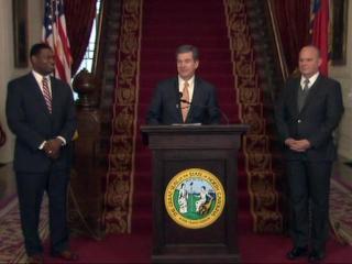 Cooper begins naming cabinet secretaries