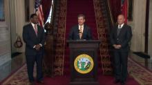 Cooper begins naming cabinet secretaries