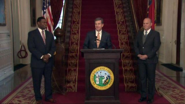 Gov. Roy Cooper begins assembling his cabinet.