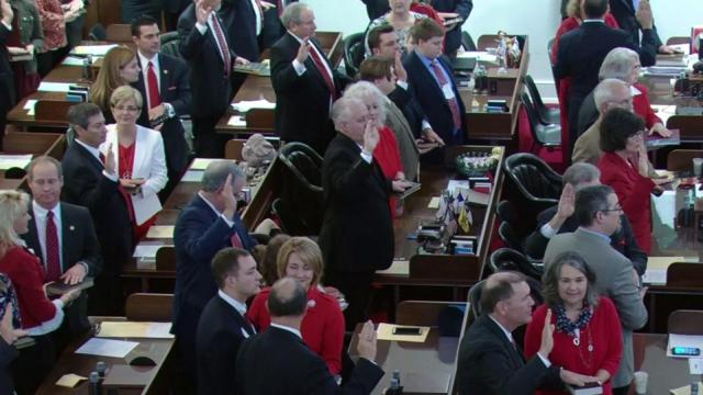 General Assembly opens 2017 session