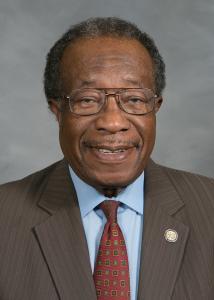 Rep. Larry Bell, D-Duplin, Sampson, Wayne