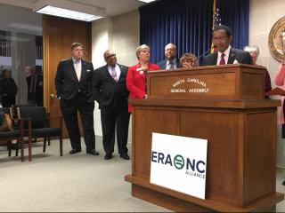 Lawmakers back ERA ratification