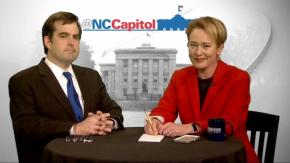 TheWrap@NCCapitol (Feb. 17, 2017)