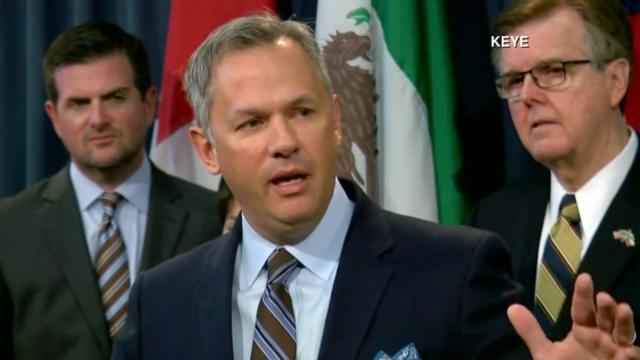 NC, Texas Lt. govs talk bathroom bills