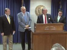 Senate leaders outline tax plan