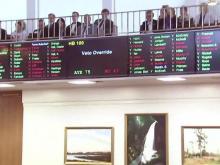 House set for veto override vote