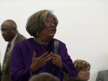 Rep. Yvonne Holley, D-Wake