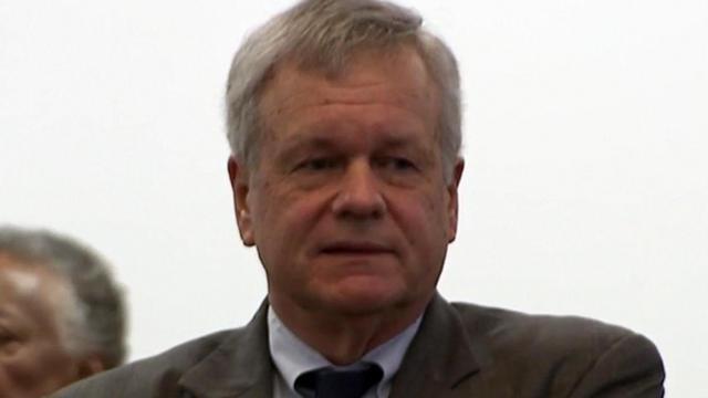 Rep. Phil Lehman, D-Durham