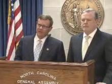 Berger: 'We're not sure exactly where we are' on HB2 repeal