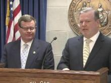 Berger was 'taken aback' by Cooper's denial of HB2 proposal