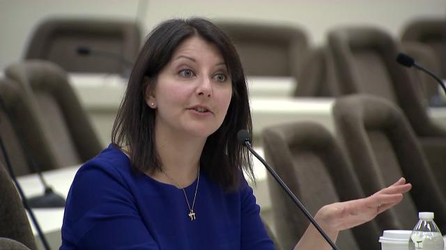 DHHS Secretary Dr. Mandy Cohen
