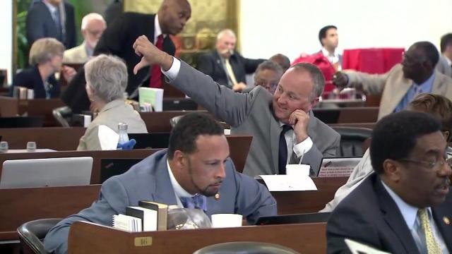 House debates proposed budget