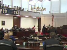 Senate takes up sales tax, foster care system legislation