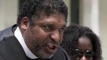 NAACP President Rev. William Barber