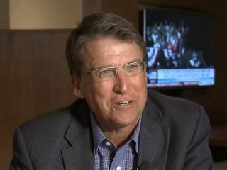 Former Gov. Pat McCrory