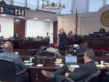 Impact fees, Sunday hunting on Senate agenda