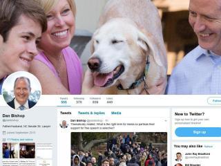 Dan Bishop Twitter header