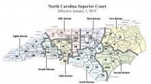 IMAGE: NC Republicans seek to redraw judicial maps