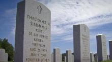 IMAGES: State budget has no funds for Goldsboro veterans' cemetery