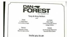 IMAGES: Lobbyist fundraiser invite raises questions