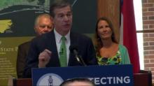Cooper declares opposition to offshore drilling