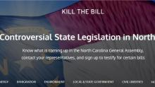 Kill the Bill website