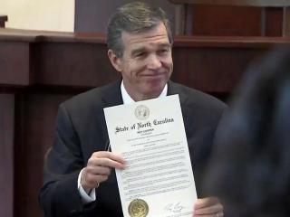 Cooper calls helping people move back into society after prison 'safe thing to do'