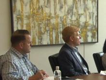 Former service members visit SAS, other Triangle companies to learn job skills