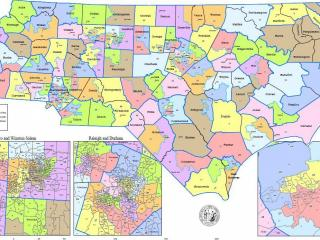 General Assembly releases proposed redistricting plan