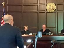 NCCOA hearing Sept 20 2017