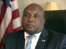 Erik Hooks, secretary of the N.C. Department of Public Safety