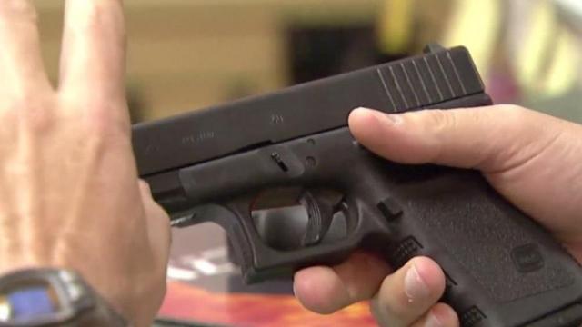 Nc Sheriff Candidate Apologizes For Joke About Seizing Guns