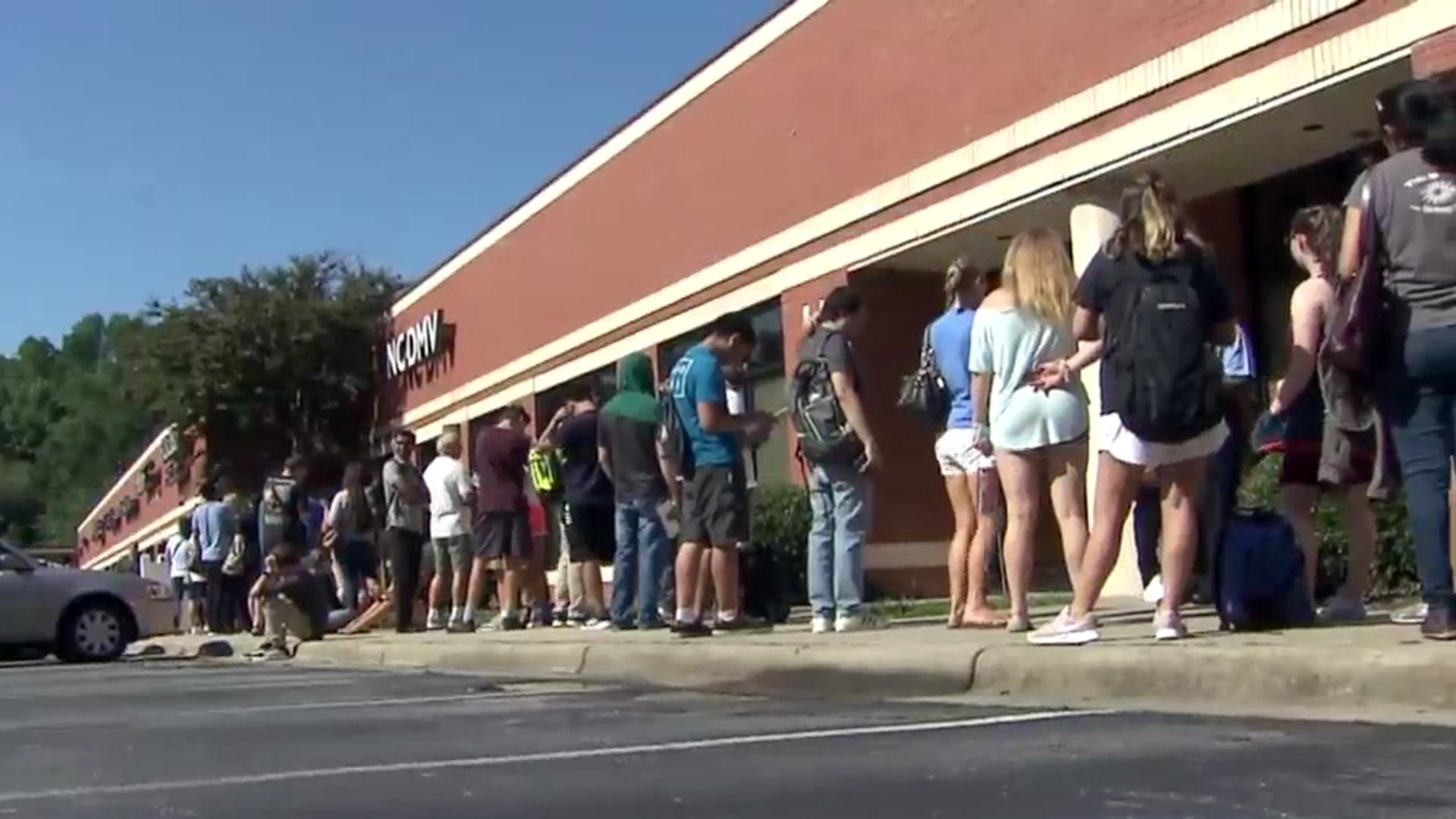 DMV chief promises changes to improve service, cut wait times :: WRAL.com