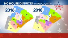 IMAGE: What's Stronger Than a Blue Wave? Gerrymandered Districts