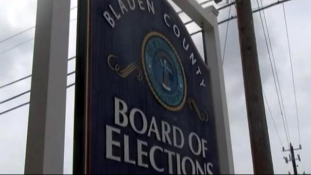 Bladen County Board of Elections