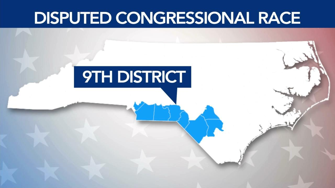 Judge rejects Mark Harris\' bid to be declared 9th District winner ...