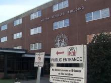 DMV headquarters, Division of Motor Vehicles