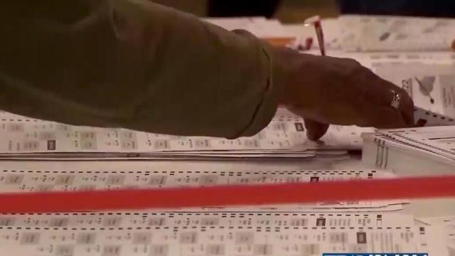 WRAL found that 20 percent of mailed-in ballots in Bladen County were handled by McCrae Dowless or his associates.