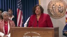 IMAGE: NC lawmaker accuses multiple senators of abusive behavior