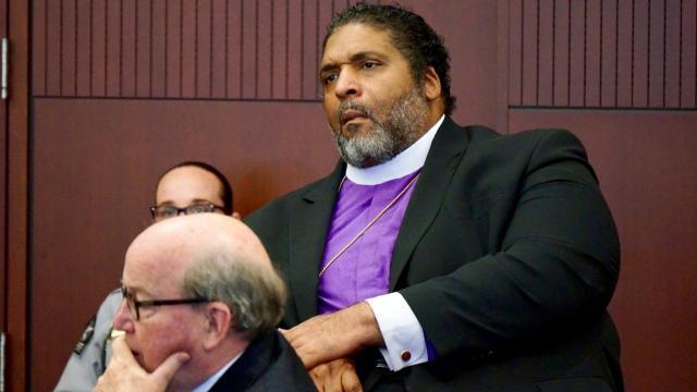 Barber found guilty of trespassing during legislature