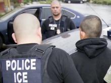 ICE generic, immigration enforcement