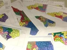 voting maps, congressional district maps