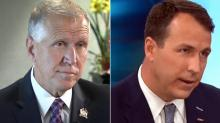 IMAGES: Fact check: Cunningham says Tillis blocked 'his own party's efforts to reduce' drug prices