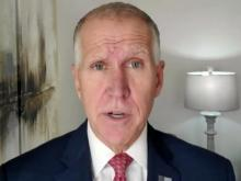 Full interview: Tillis discusses Supreme Court, Affordable Care Act, pandemic relief