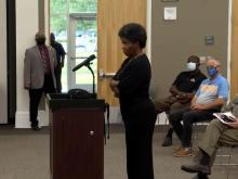 Voters in Greenville sound off on redrawing voting maps