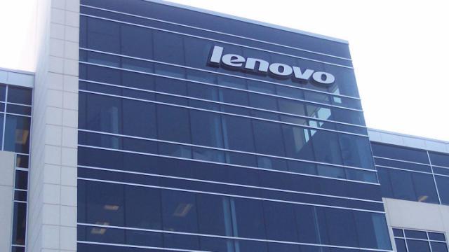 Lenovo's HQ in Morrisville
