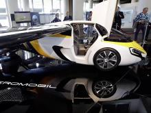 Flying car available for $1M by 2020